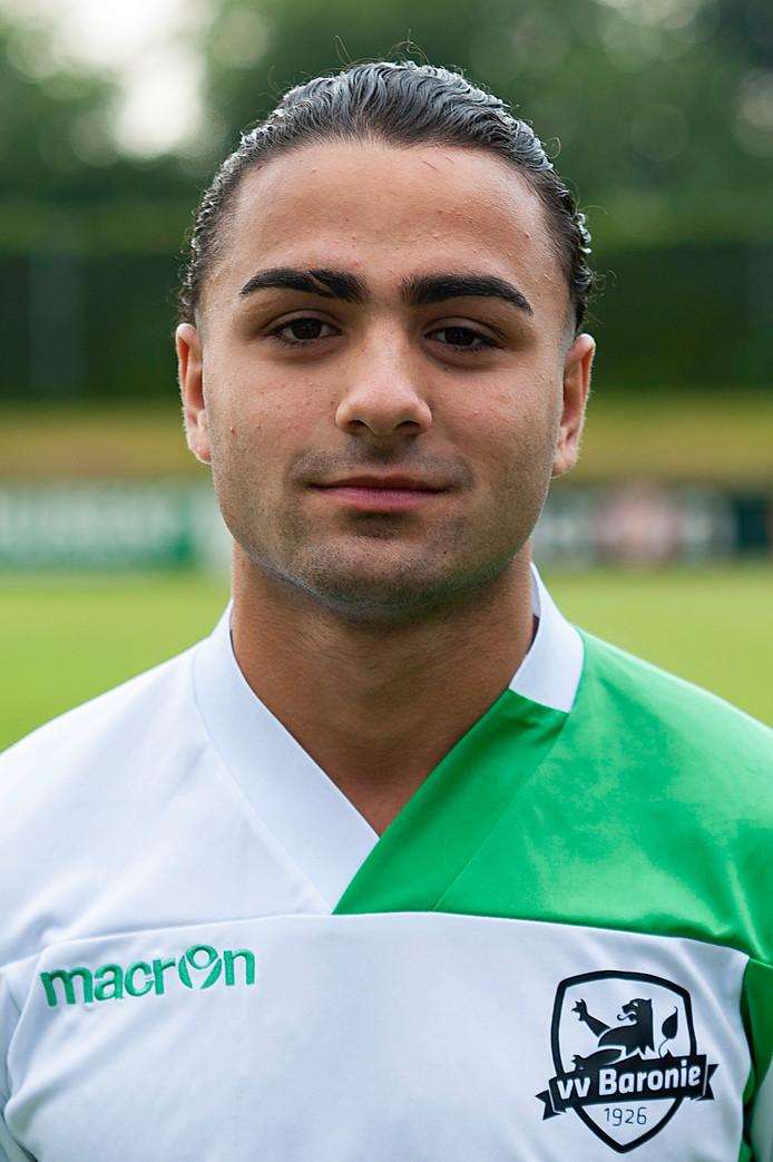 Mohammad scoorde weer voor Baronie.