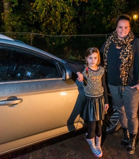 'Supermom' Dinja (36) vat inbreker in Putten in de kraag: 'Mij schrikken ze niet zo snel af'
