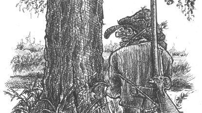 De grenswipper, de bospaaier en de filosoof centraal in unieke expo