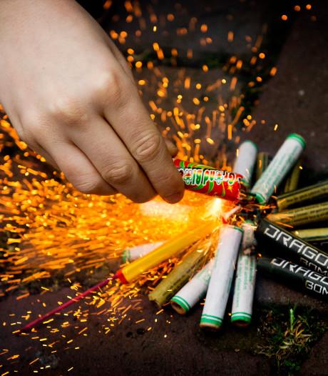 Wel of geen vuurwerk? De discussie daarover wordt in Malden gevoerd tijdens het politiek café