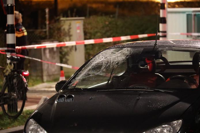 Fietser zwaargewond bij ongeluk op Burgemeester Baron van Voorst tot Voorstweg