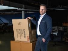 Ondernemer uit Almelo heeft na eigen speurwerk bijna al zijn gestolen spullen terug