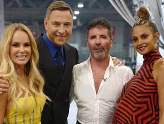 Zo bevriend op tv, zoveel nijd in het echt: het rommelt bij de jury van 'Britain's Got Talent'