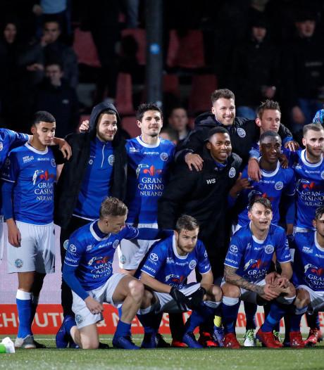 FC Den Bosch-coach Wil Boessen houdt nu wel vast aan zijn elftal