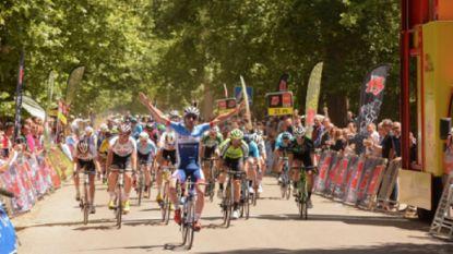 KOERS KORT. Bonifazio wint eerste rit in Ronde van Madrid - Kopecky zevende in China