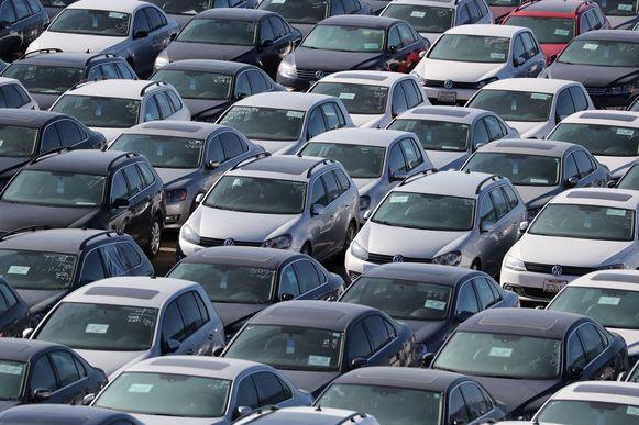 Waar naartoe met de massale stock aan dieselauto's?