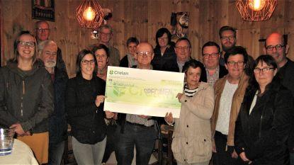 Smultoer Burgersgilde brengt 3.400 euro op voor De Vleugels