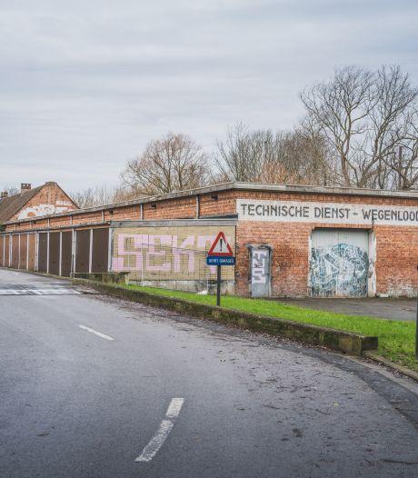 Deze en nog heel wat andere loodsen wil de Stad Gent verlaten: 74.000 vierkante meter ruimte komt vrij