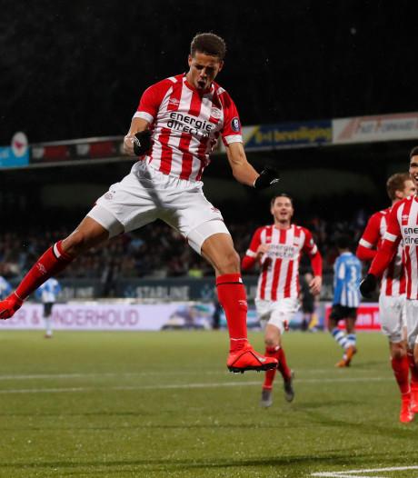 Tilburger Lonwijk ligt goed in de markt en kiest tussen PSV of buitenlandse club
