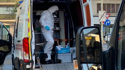 Verdacht 'poederpakketje' in postkantoor in Deurne