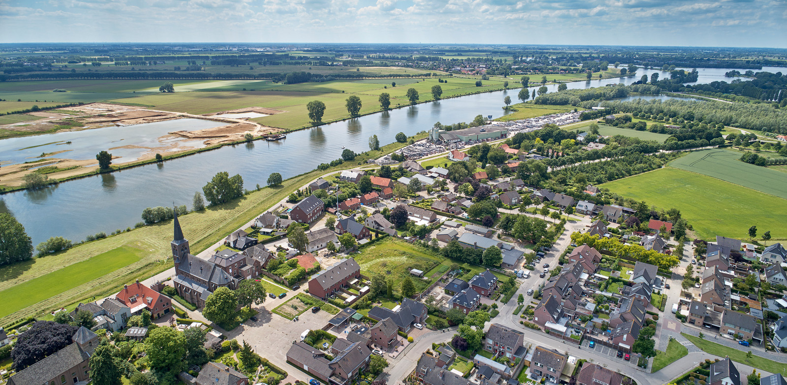 Actieve inwoners staken de handen uit de mouwen om van Appeltern een fijnere woonplaats te maken.