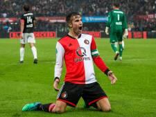 Late treffer Van Persie verpest debuut Advocaat in de Kuip