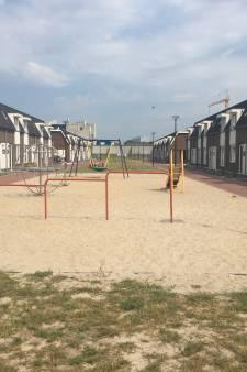 Getfertplein in Enschede: andere speelplek lijkt geen optie