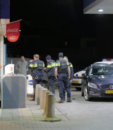Overvaller tankstation in Enschede aangehouden