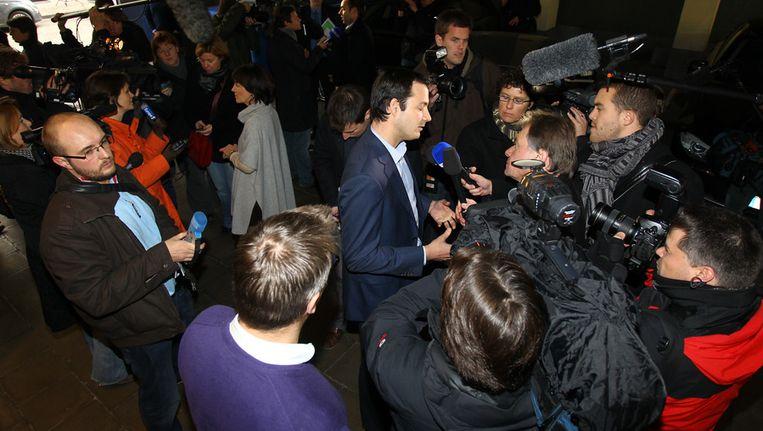 Regering In Zicht 531 Dagen Na Verkiezingen Binnenland