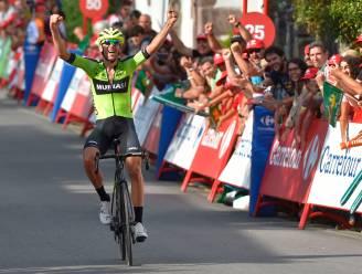 Outsider Iturria pakt overgangsrit in Vuelta, peloton neemt snipperdag