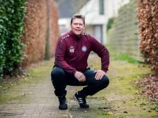 Trainer Wim Kamphuis stapt per direct op bij VV Dieren na kritiek van spelers