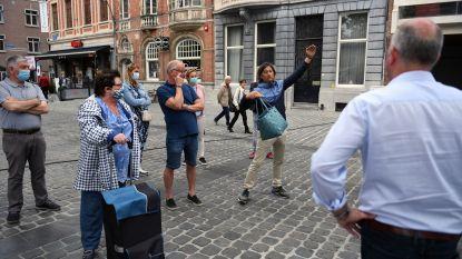 Leuvense non-foodmarktkramers halen slag thuis: voortaan beurtrol op de vrijdag- en zondagmarkt