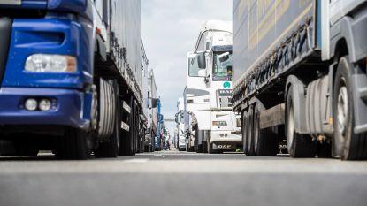 Buitenlandse vrachtwagens betaalden vorig jaar 380 miljoen euro aan kilometerheffing