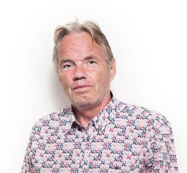 Economieredacteur Peter de Waard Beeld Els Zweerink