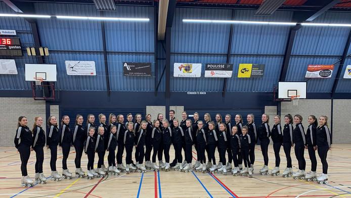Vier groepen van de Ker-Rolls mogen dit jaar naar het Europees Kampioenschap in Almere.