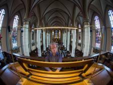Blinde organist onder de indruk van het Hengelose orgel