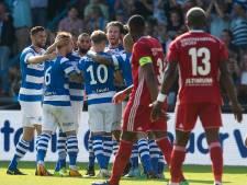 De Graafschap oefent in Winterswijk tegen FC Groningen