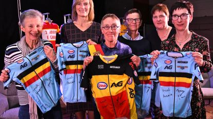 """Eerste vrouwelijke ereburger van Wervik Josiane Vanhuysse (66) gehuldigd: """"Klein van gestalte, groot van daden"""""""