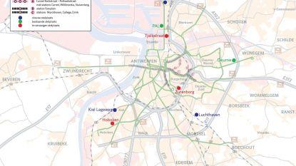 De Lijn verhuist drie Antwerpse stelplaatsen