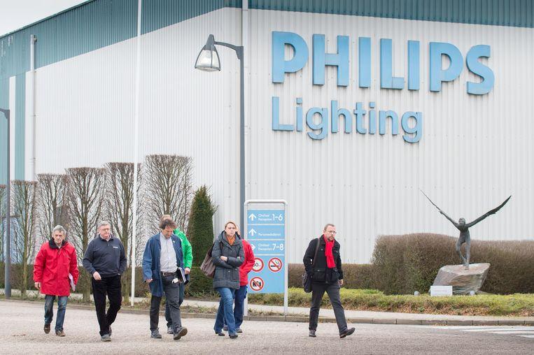 Philips was één van de vele Kempense bedrijven waar in 2014 en 2015 een collectief ontslag te betreuren viel.