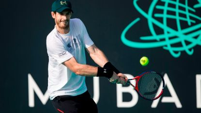 Murray eind maart weer de baan op voor eerste trainingen, raakt hij fit voor Wimbledon? - Wawrinka past voor Indian Wells