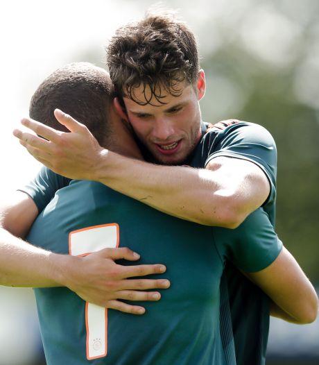 FC Twente huurt Kik Pierie voor één seizoen van Ajax