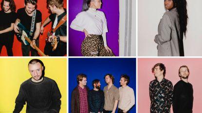 Dit zijn de negen finalisten van De Nieuwe Lichting van Studio Brussel 2020