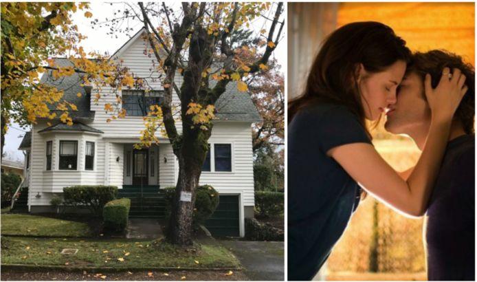 La maison, située dans l'Oregon, aux États-Unis, est désormais disponible à la location sur Airbnb.