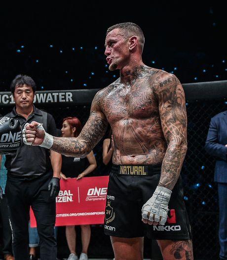 Nieuw contract en comeback in november voor Nieky Holzken bij ONE Championship: 'Ik blijf dé uitdager'