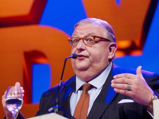Henry Keizer, VVD-voorzitter