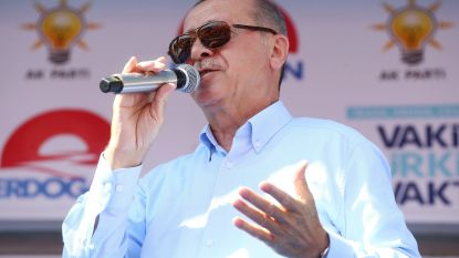 Turkse oppositie strijdt met vereende krachten tegen machtsuitbreiding Erdogan