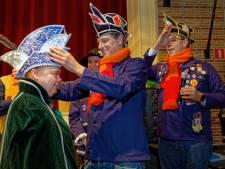 Prinses Linda, nar Tamara en haar Raad van Elf zijn klaar voor het carnaval