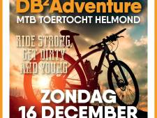Toertocht voor mountainbikes vanuit Helmond door bos en Strabrechtse Heide