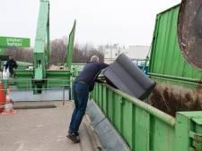 Heffing voor afvalstoffen tientallen euro's omhoog in Rivierenland