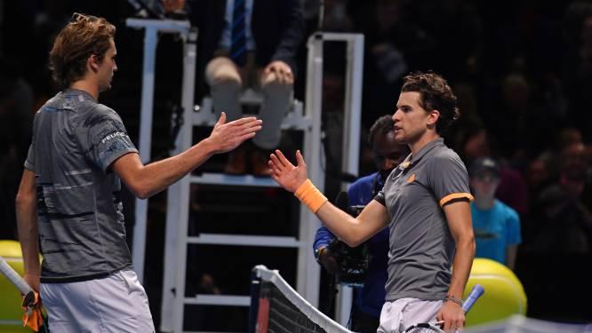Na Zverev plaatst ook Thiem zich voor finale op US Open