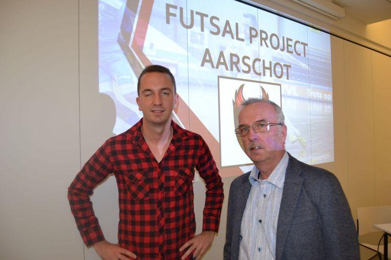 Yannick en Dirk Arnoets