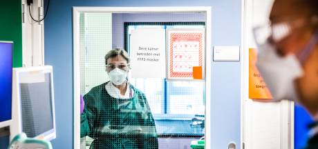 Ziekenhuis gooide 24 uur de deur op slot voor coronapatiënten: 'Straks breekt de hel weer los'