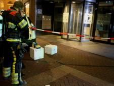 Dozen met vermoedelijk medicamenten achtergelaten in parkeergarage Den Bosch