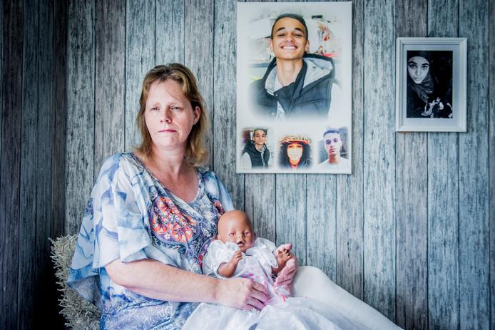 De kinderen van Hedwig Post werden twaalf jaar geleden door haar man ontvoerd naar Egypte.