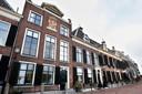 Monumentale panden aan de Voorstraat van Ameide.
