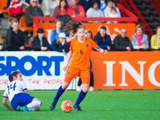 Voetbalsters lopen halve finale van WK U20 mis door verlies tegen Engeland