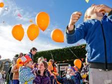 'Verbied oplaten ballonnen'