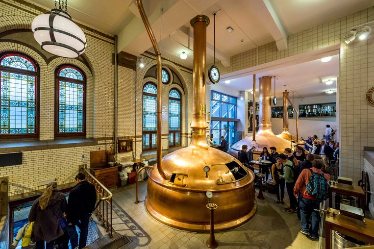 De Heineken Experience. Beeld ANP / Lex van Lieshout