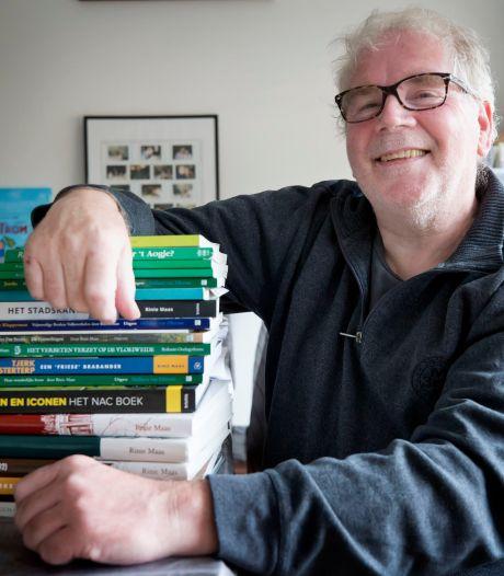 Verhalenverteller Rinie Maas is niet te stoppen en verkocht al 100.000 boeken